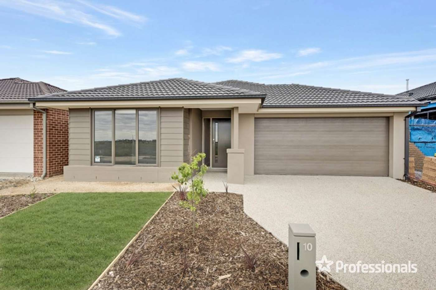Main view of Homely house listing, 10 Plumstead Street, Wyndham Vale VIC 3024