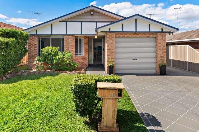 40 Kenneth Crescent, Dean Park NSW 2761