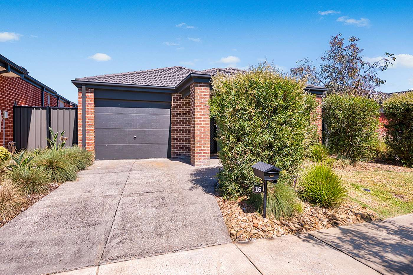 Main view of Homely house listing, 16 Flueve Rise, Clyde North VIC 3978