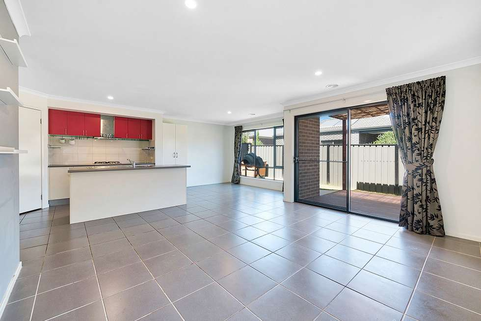 Fifth view of Homely house listing, 16 Flueve Rise, Clyde North VIC 3978