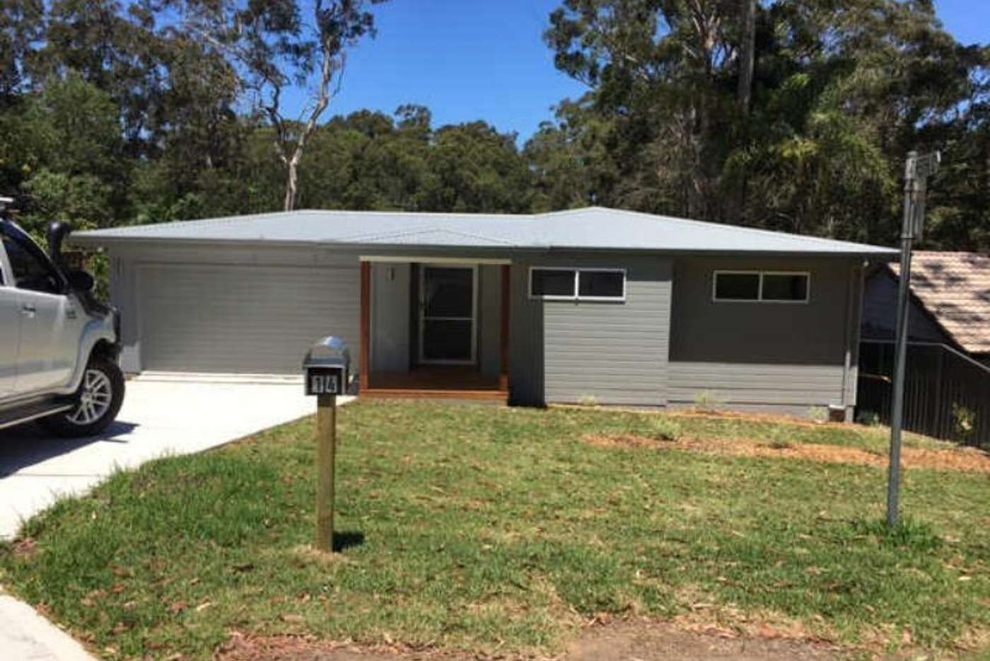 Main view of Homely house listing, 14 Second Ridge Road, Smiths Lake NSW 2428