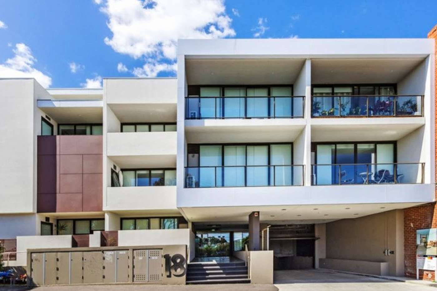 Main view of Homely apartment listing, 31/18 Warleigh Grove, Brighton VIC 3186