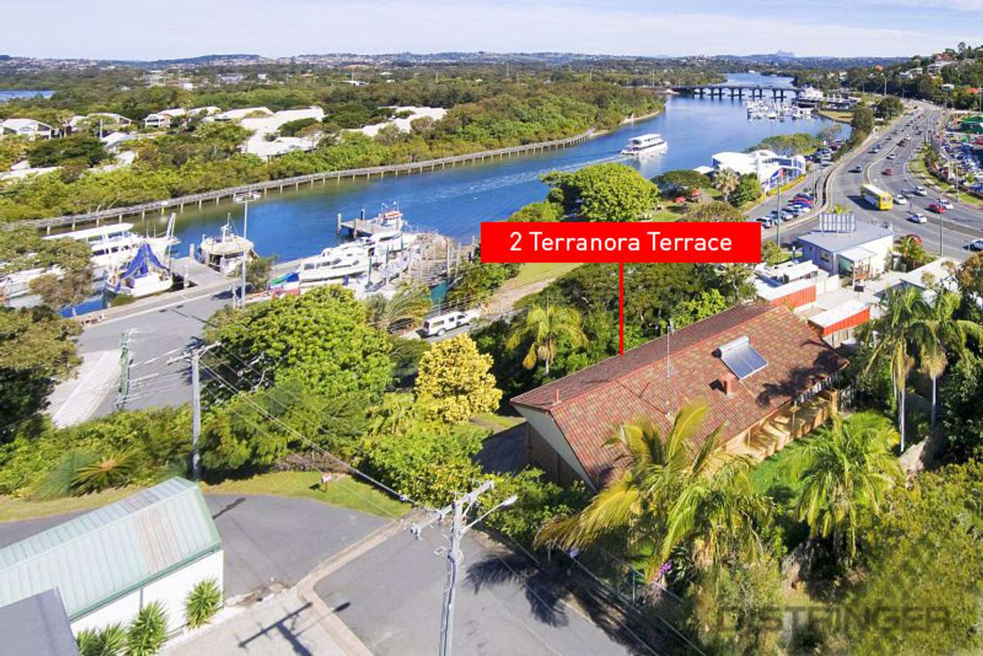 Main view of Homely house listing, 2 Terranora Terrace, Tweed Heads NSW 2485