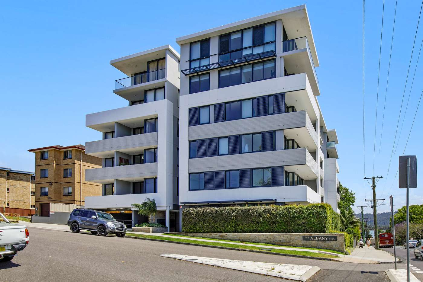 Main view of Homely apartment listing, 401/148a Albany Street, Point Frederick NSW 2250