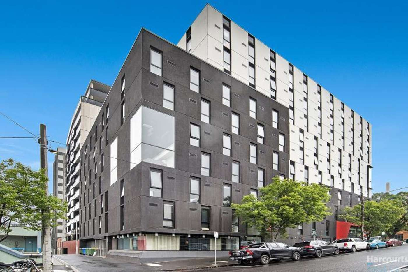 Main view of Homely apartment listing, 706/55 Villiers Street, North Melbourne VIC 3051