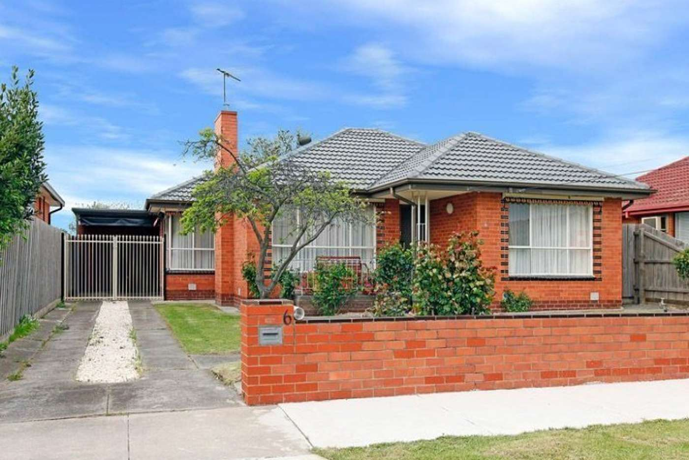 Main view of Homely house listing, 6 Lantana Avenue, Thomastown VIC 3074