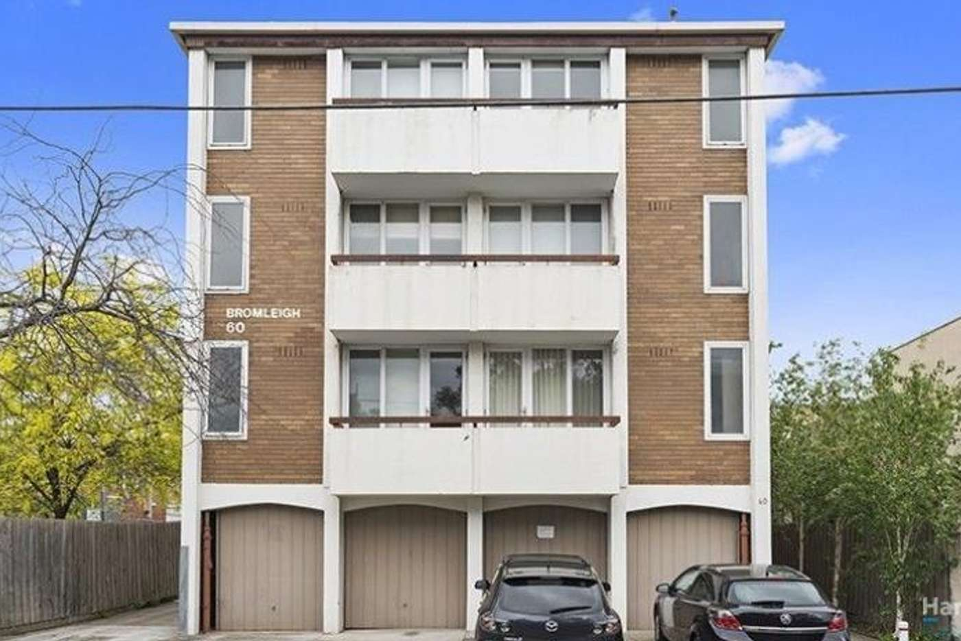 Main view of Homely apartment listing, 12/60 Arthur Street, South Yarra VIC 3141