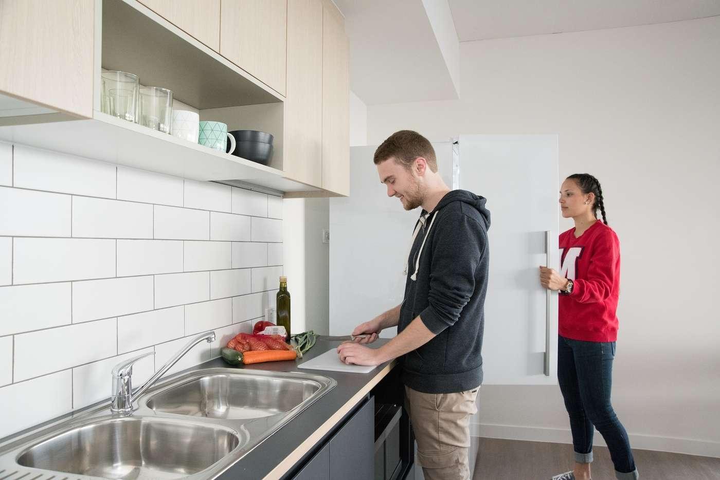 Main view of Homely studio listing, 1 Gheringhap Street, Geelong VIC 3220