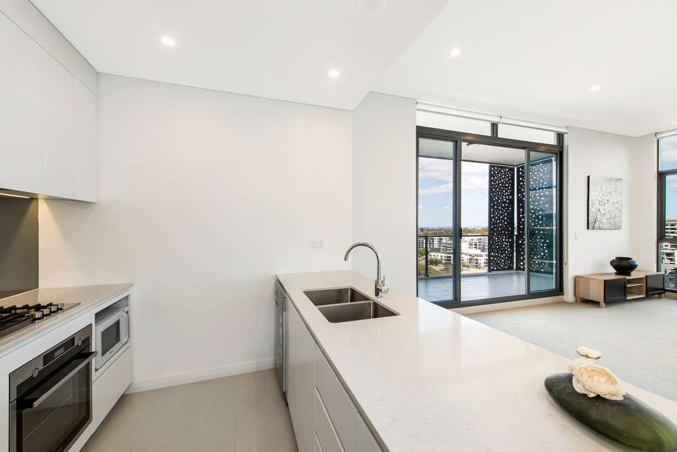 Fourth view of Homely apartment listing, 1003c/12 Nancarrow Avenue, Ryde NSW 2112
