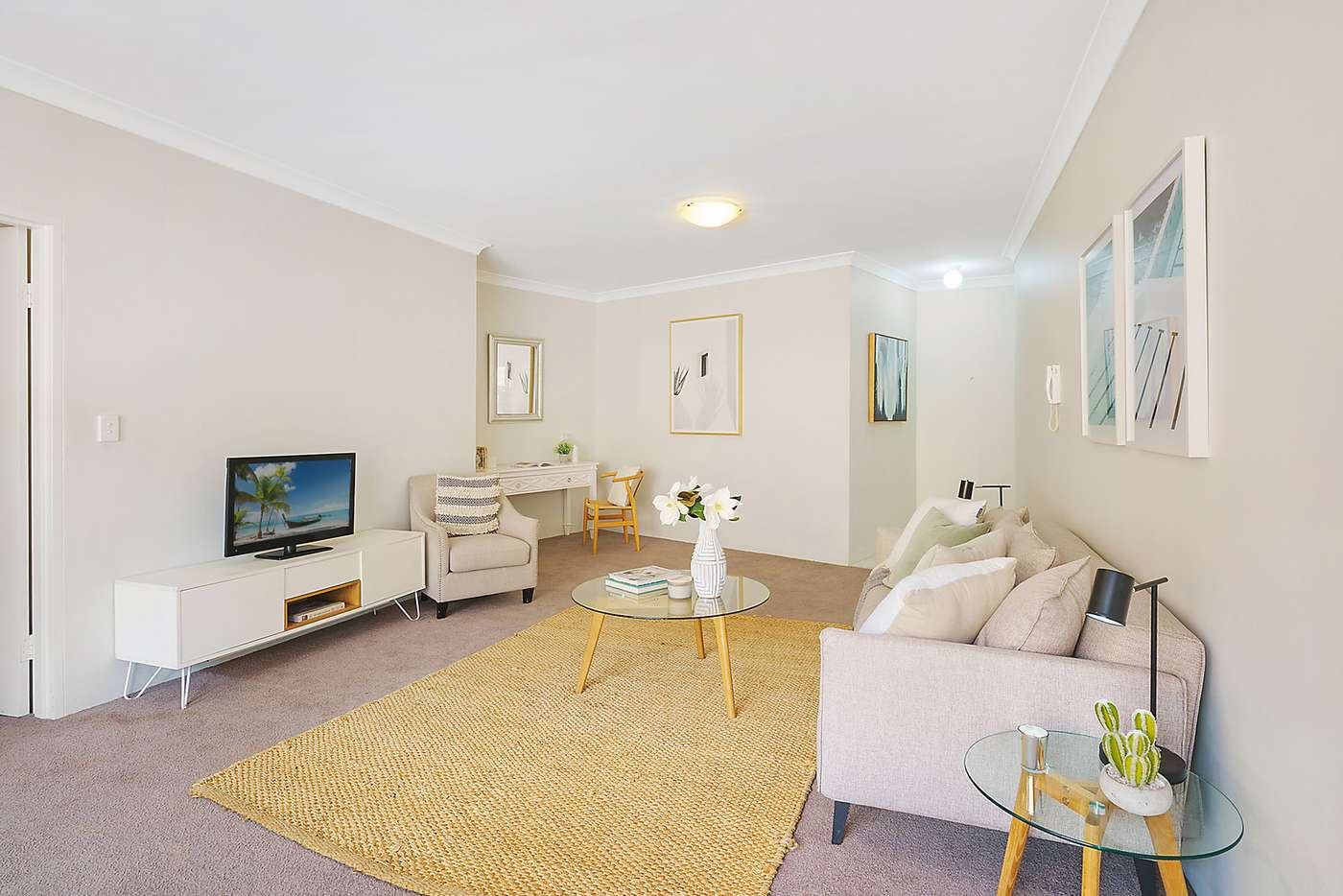 Main view of Homely unit listing, 10/46-48 Bridge Road, Hornsby NSW 2077