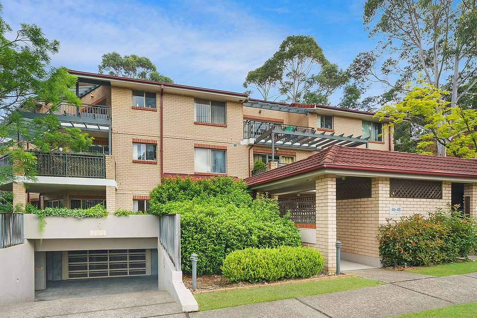 Third view of Homely unit listing, 10/46-48 Bridge Road, Hornsby NSW 2077