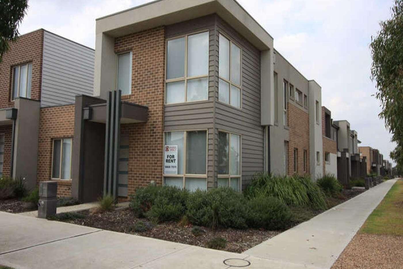 Main view of Homely townhouse listing, 180 Newbury Boulevard, Craigieburn VIC 3064