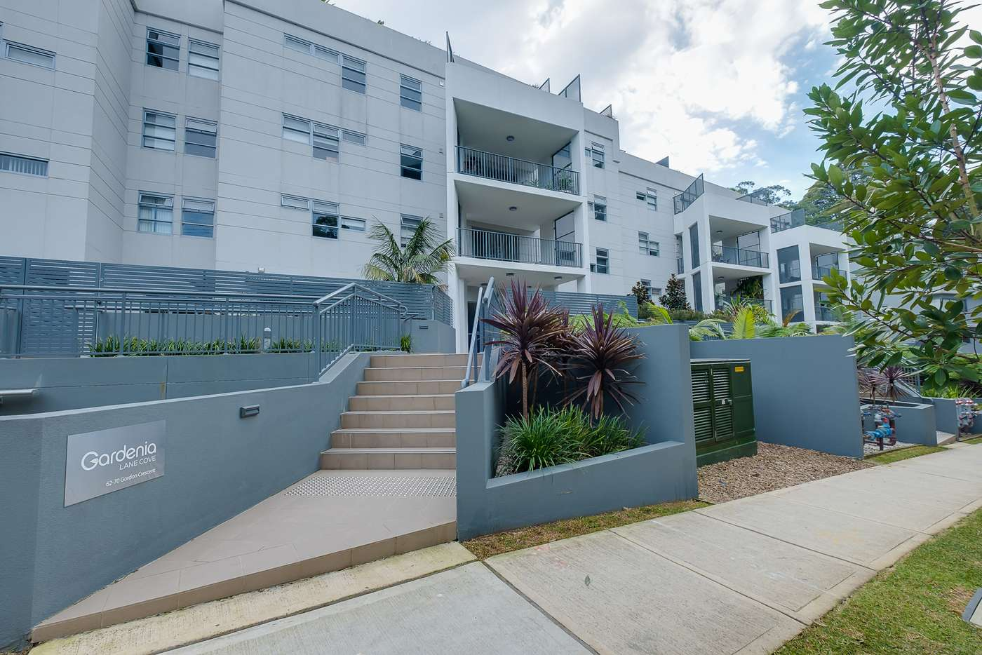 Main view of Homely apartment listing, 14/62 Gordon Crescent, Lane Cove North NSW 2066