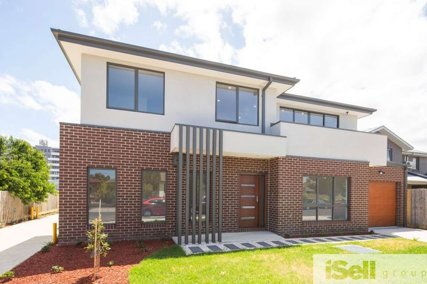 Main view of Homely townhouse listing, 1/5 Union Grove, Springvale VIC 3171