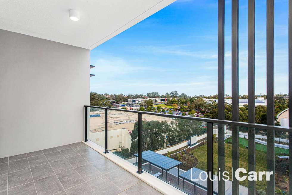 Fifth view of Homely apartment listing, Level 8/808/11-13 Solent Circuit, Norwest NSW 2153