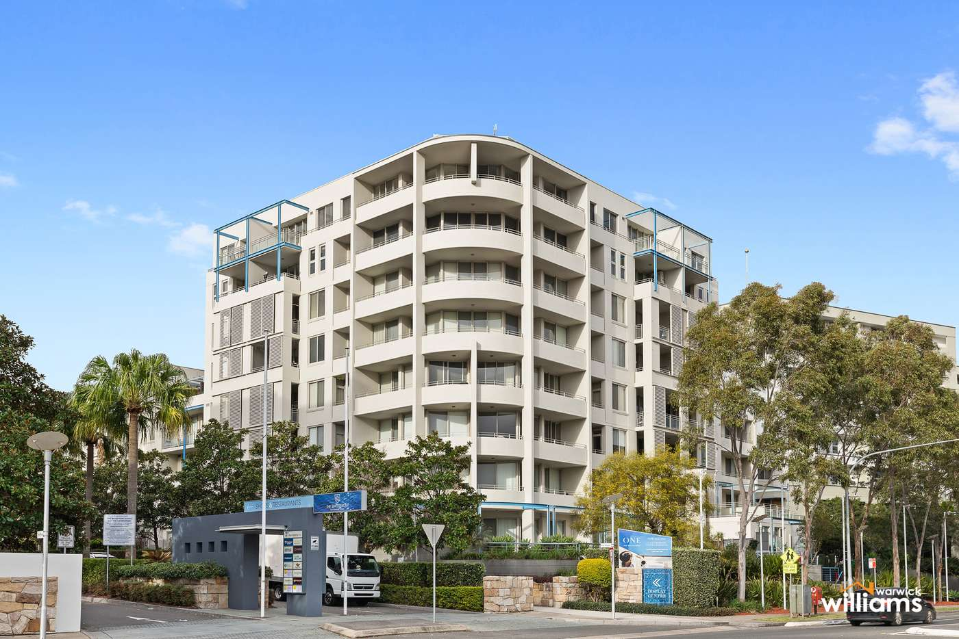 Main view of Homely apartment listing, 211/2 The Piazza, Wentworth Point NSW 2127