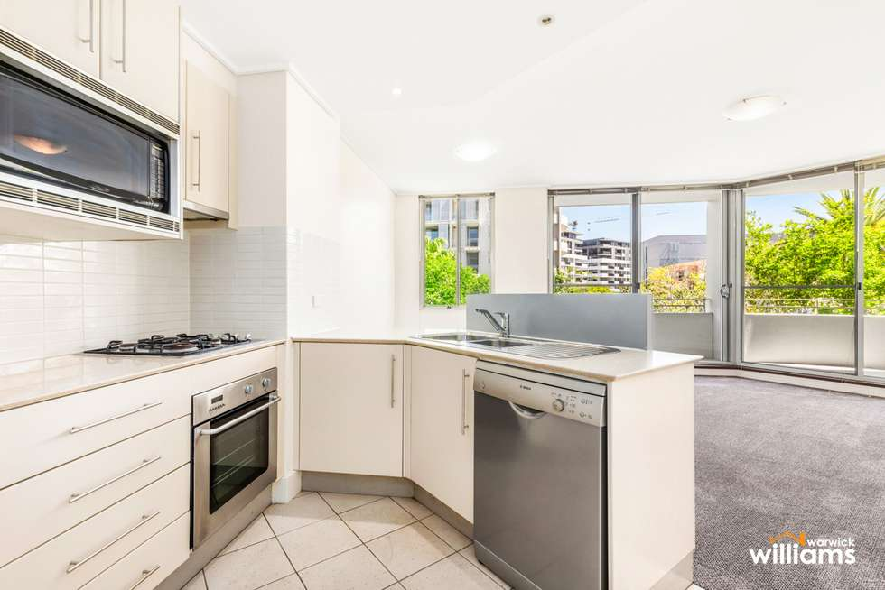 Second view of Homely apartment listing, 211/2 The Piazza, Wentworth Point NSW 2127