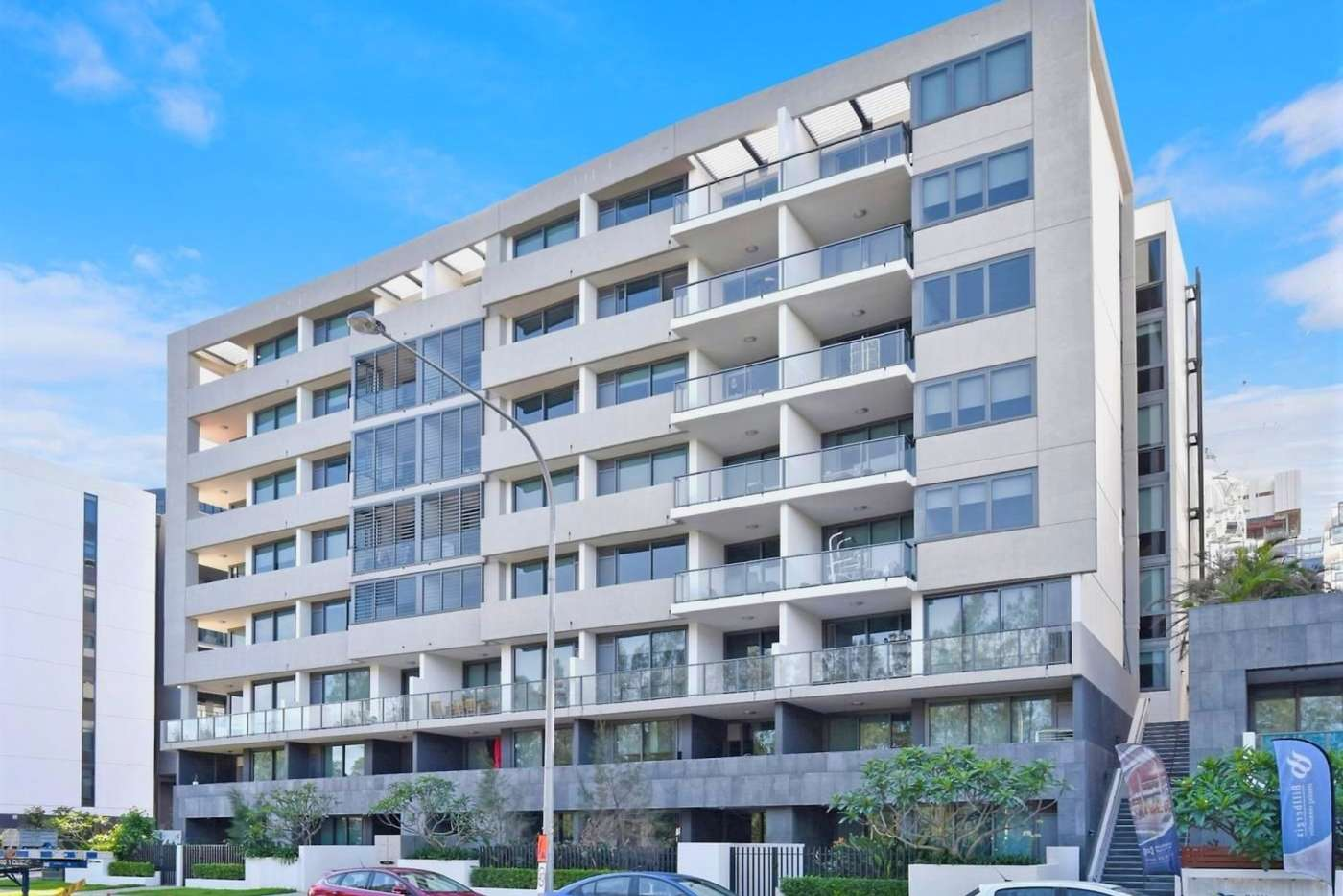 Sixth view of Homely apartment listing, 603/53 Hill Road, Wentworth Point NSW 2127