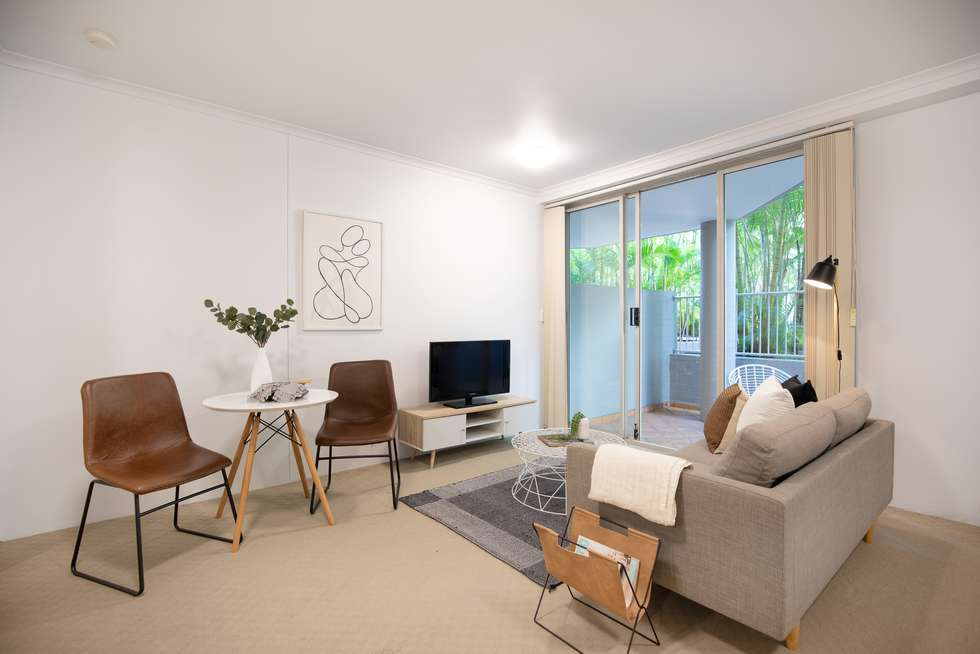 Fourth view of Homely studio listing, 44/100 Cleveland Street, Chippendale NSW 2008