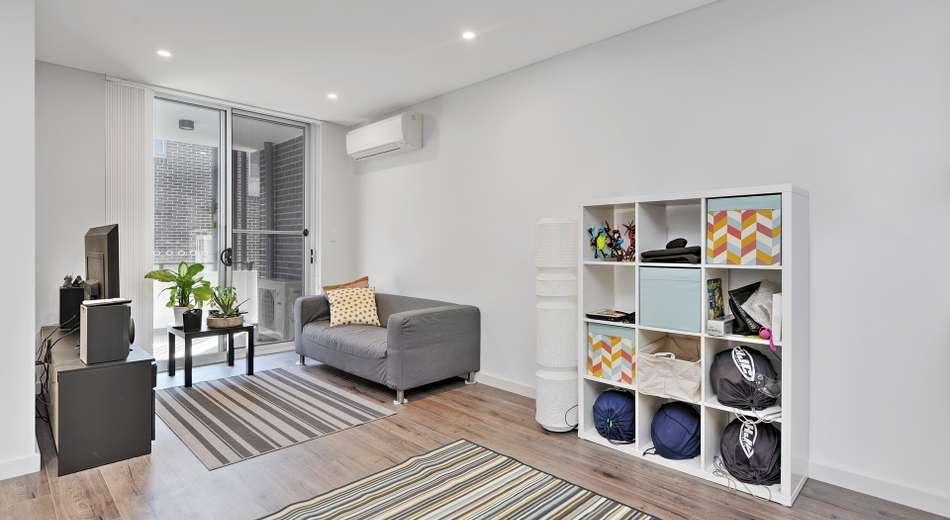 210/73 Courallie Avenue, Homebush West NSW 2140