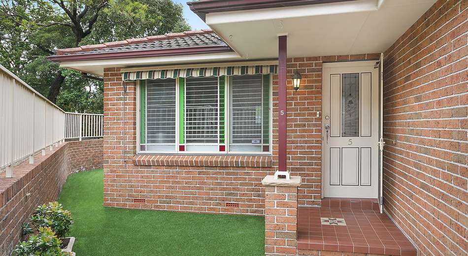 5/58 Adelaide Street, West Ryde NSW 2114