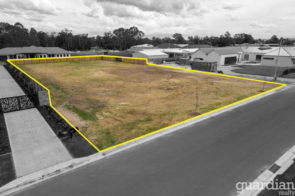Second view of Homely residentialLand listing, 49 Eden Circuit, Pitt Town NSW 2756