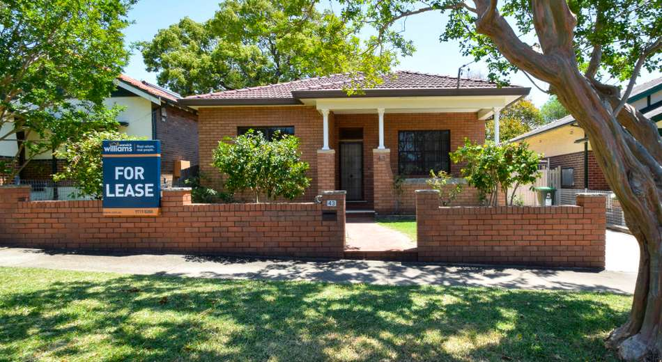 43 Service Avenue, Ashfield NSW 2131