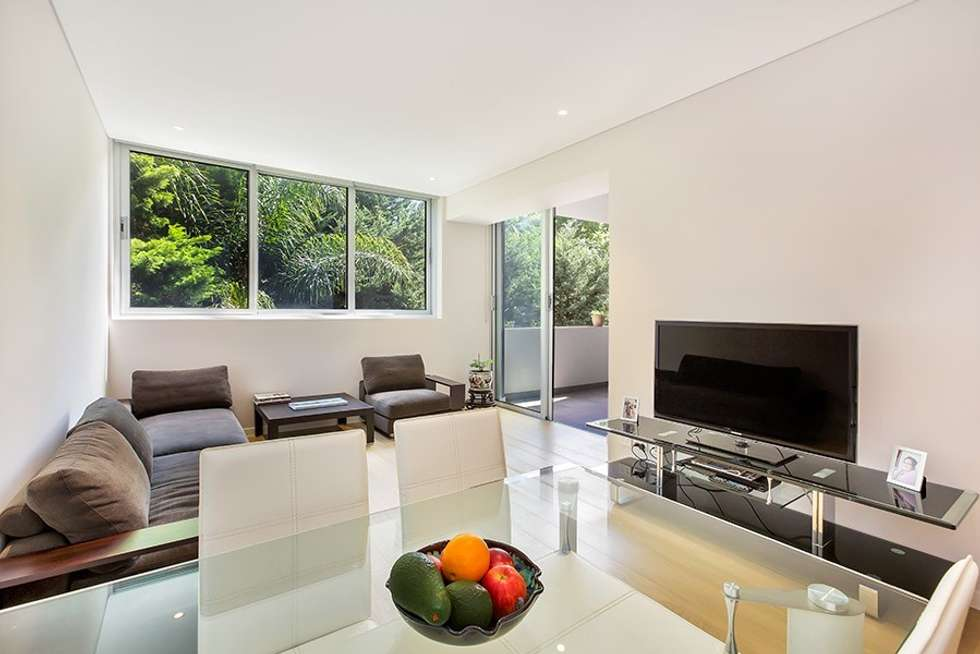 Second view of Homely apartment listing, 307/5 Belmont Avenue, Wollstonecraft NSW 2065
