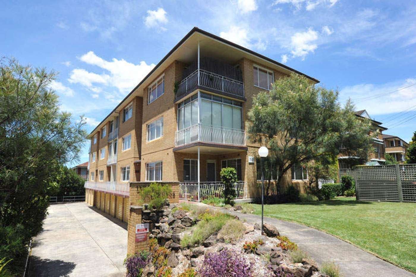 Main view of Homely unit listing, 8/717 Blaxland Road, Epping NSW 2121