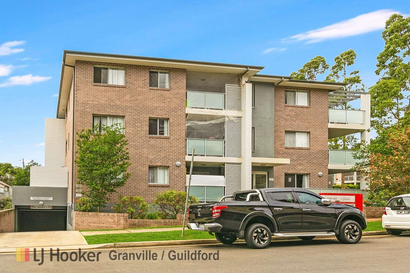 Main view of Homely unit listing, 8/449-451 Guildford Road, Guildford NSW 2161