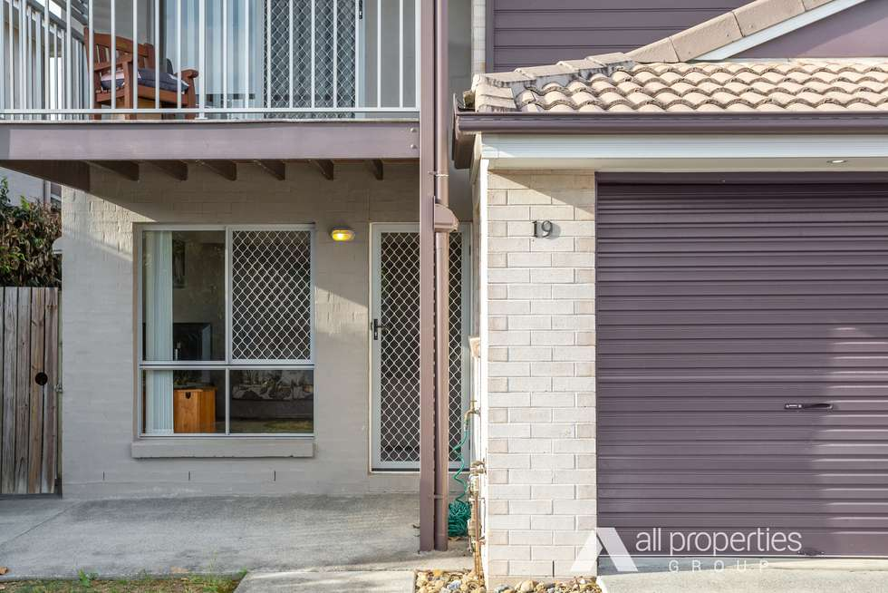 Second view of Homely townhouse listing, 19/99-113 Peverell Street, Hillcrest QLD 4118