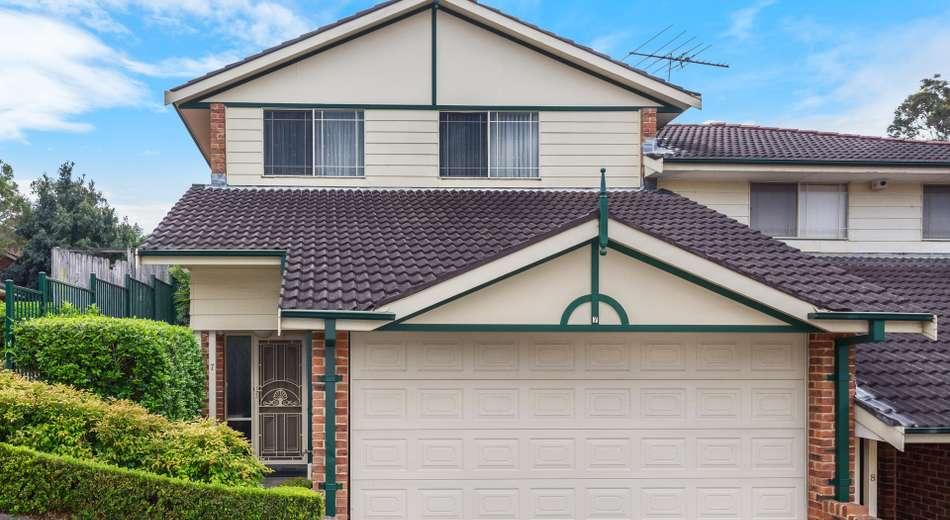 7/3-9 Arndill Avenue, Baulkham Hills NSW 2153