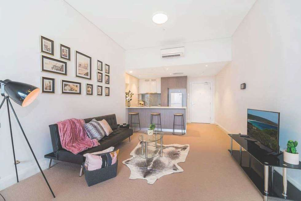 Third view of Homely apartment listing, 2401/42 Walker Street, Rhodes NSW 2138
