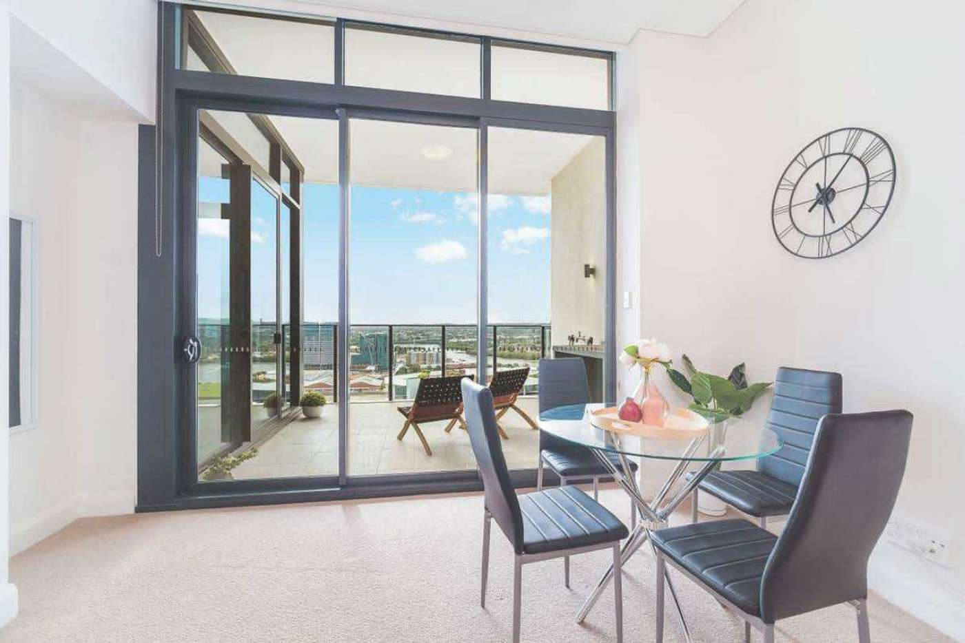 Sixth view of Homely apartment listing, 2401/42 Walker Street, Rhodes NSW 2138