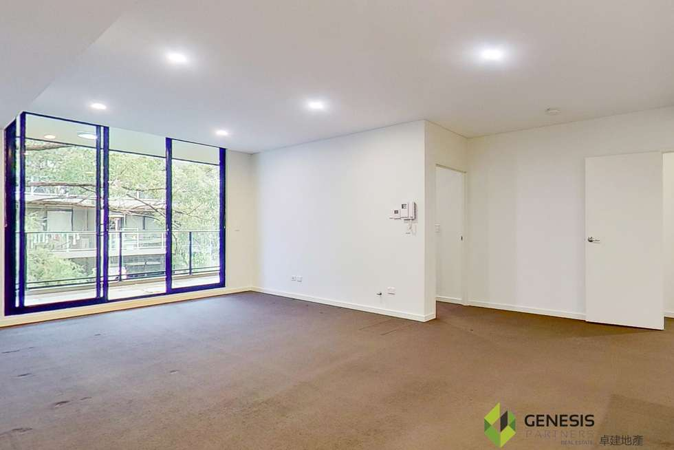 Second view of Homely apartment listing, 35/217-221 Carlingford Road, Carlingford NSW 2118
