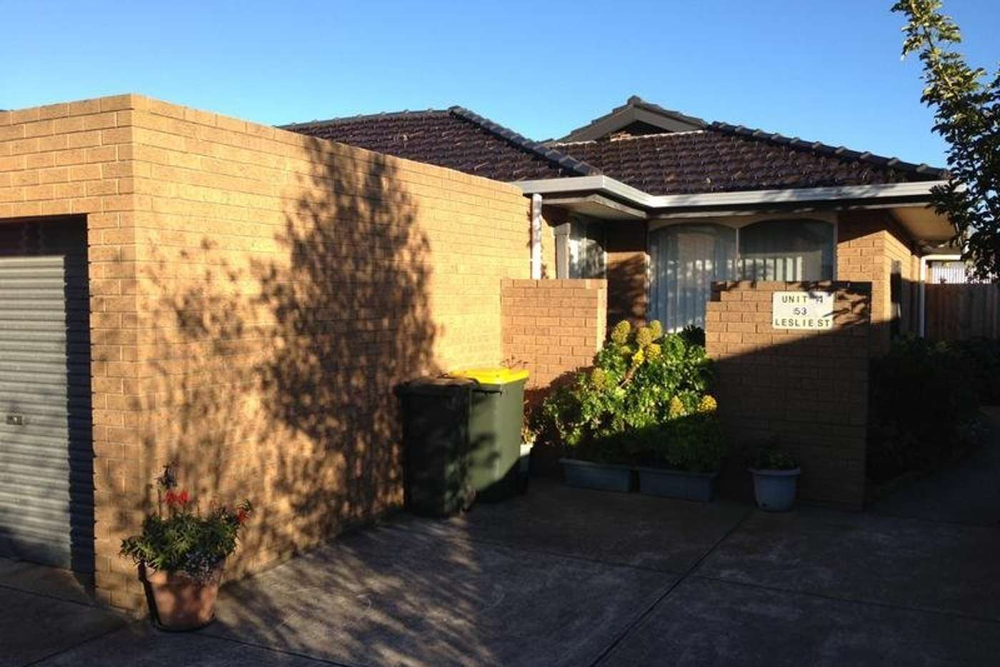 Main view of Homely unit listing, 4/53 Leslie Street, St Albans VIC 3021