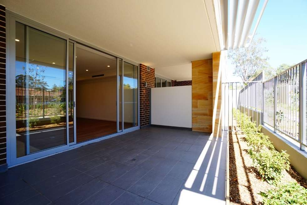 Fourth view of Homely apartment listing, CG11/11-27 Cliff Road, Epping NSW 2121