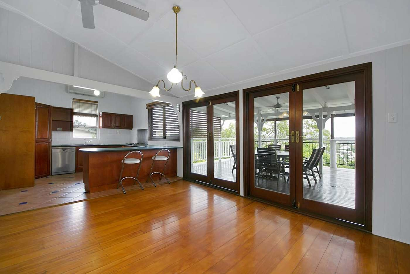Main view of Homely house listing, 64 Prospect Terrace, Kelvin Grove QLD 4059
