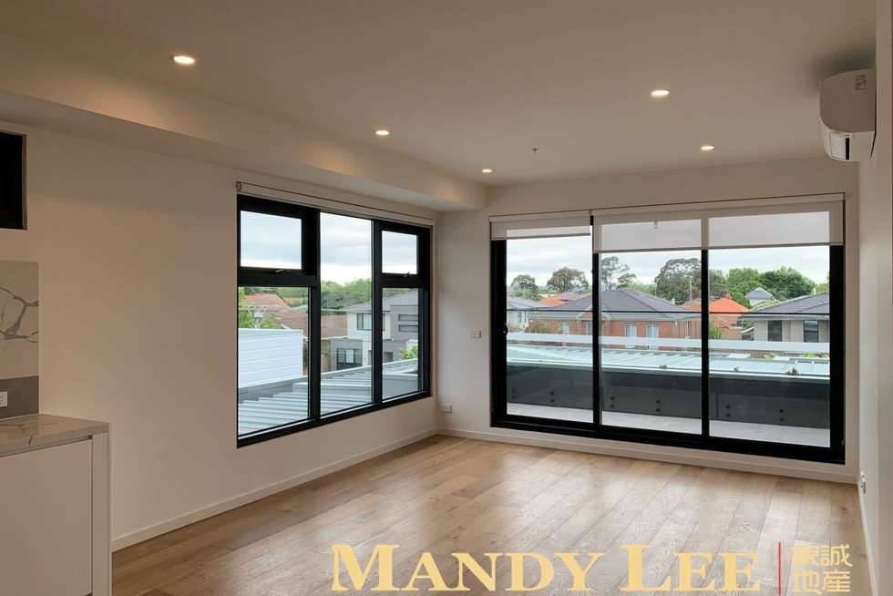 Third view of Homely apartment listing, 201/41 Fisher Street, Malvern East VIC 3145