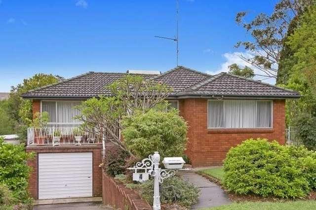 4 Lyndel Place, Castle Hill NSW 2154