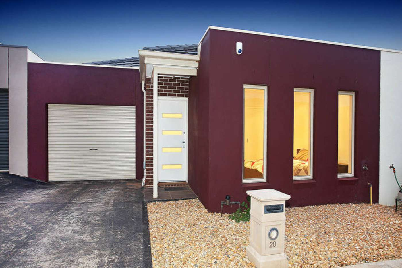 Main view of Homely unit listing, 20/40 Mccubbin Way, Caroline Springs VIC 3023
