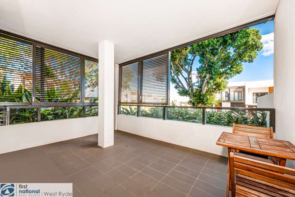 Second view of Homely apartment listing, E102/7 Lardelli Drive, Ryde NSW 2112