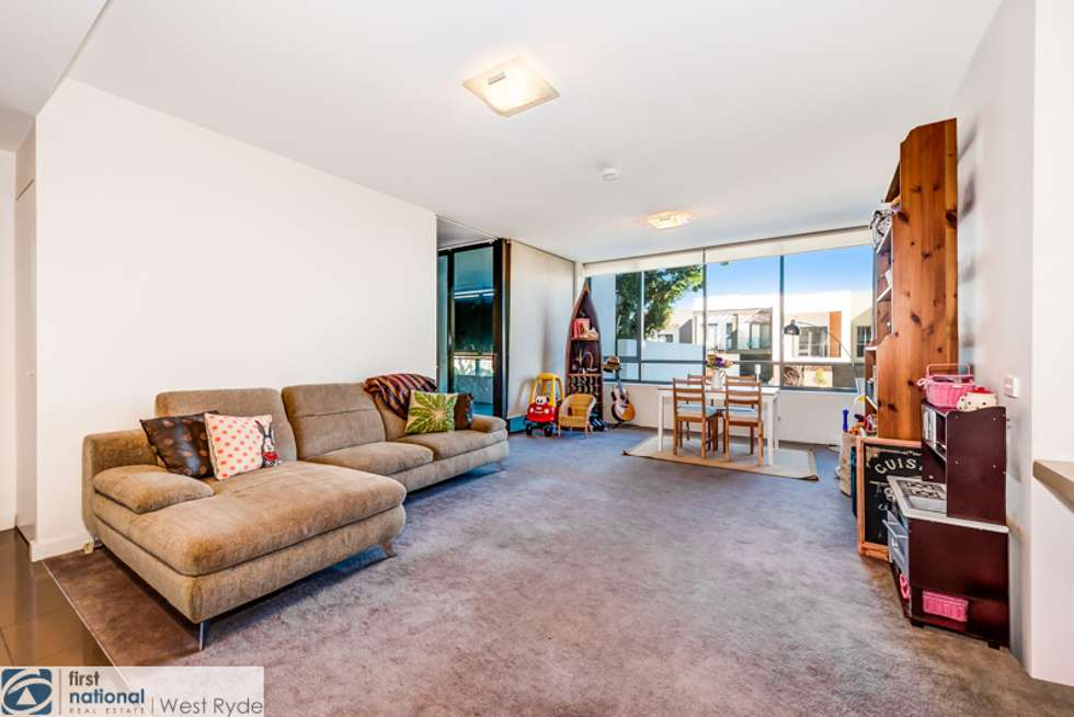 Fourth view of Homely apartment listing, E102/7 Lardelli Drive, Ryde NSW 2112