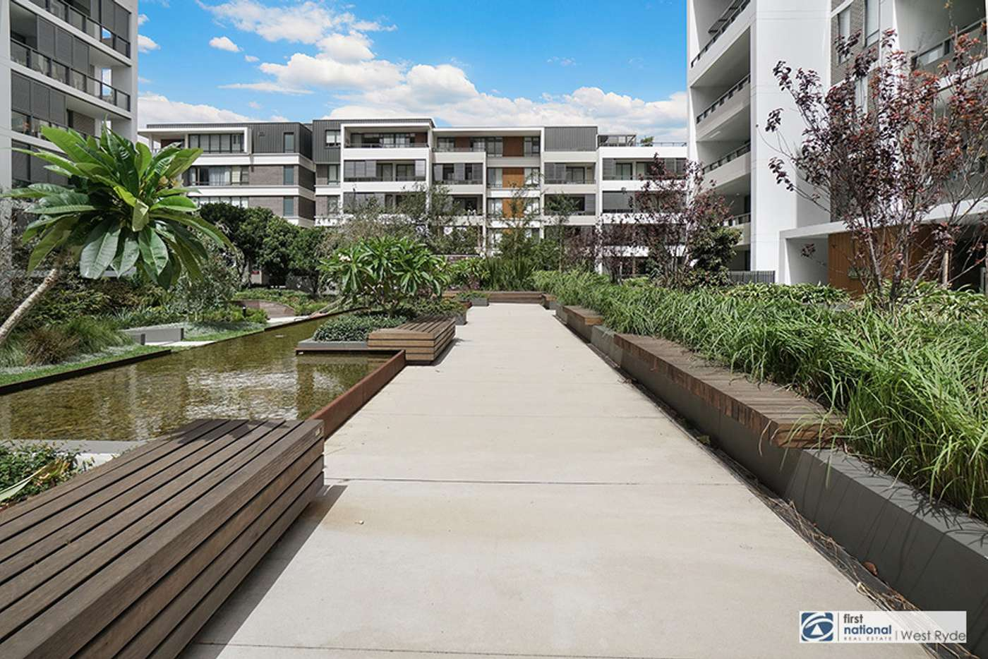 Seventh view of Homely apartment listing, E102/7 Lardelli Drive, Ryde NSW 2112