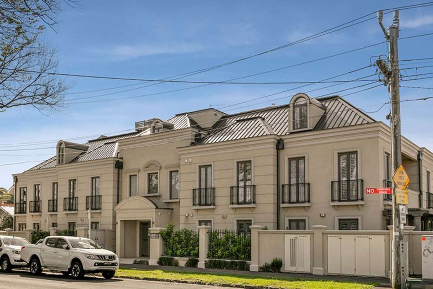 Main view of Homely apartment listing, 2/17A Martin Street, Brighton VIC 3186
