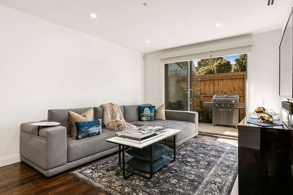 Second view of Homely apartment listing, 2/17A Martin Street, Brighton VIC 3186
