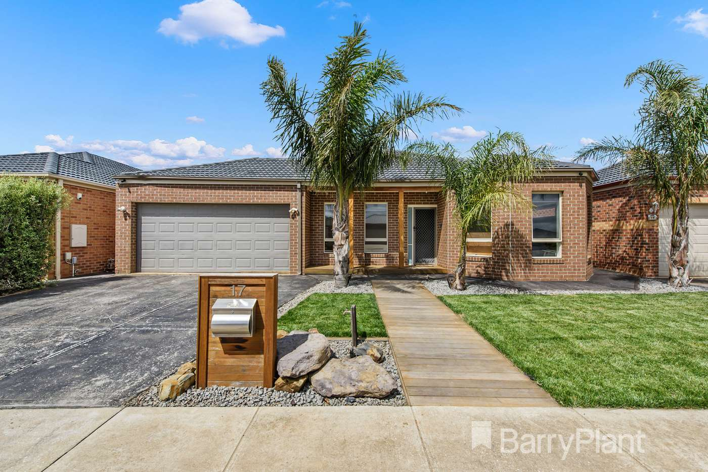 Main view of Homely house listing, 17 Chanticleer Avenue, Harkness VIC 3337