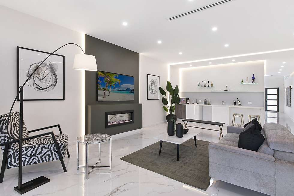 Second view of Homely semiDetached listing, 23 Tulong Avenue, Oatlands NSW 2117