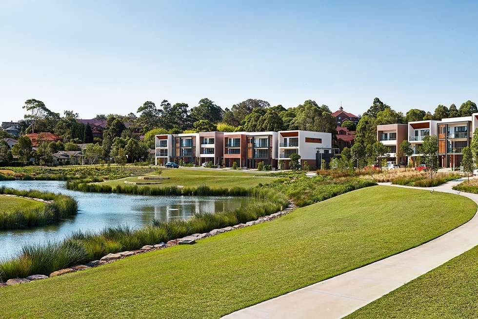 Second view of Homely apartment listing, G03N/5 Lardelli Drive, Ryde NSW 2112