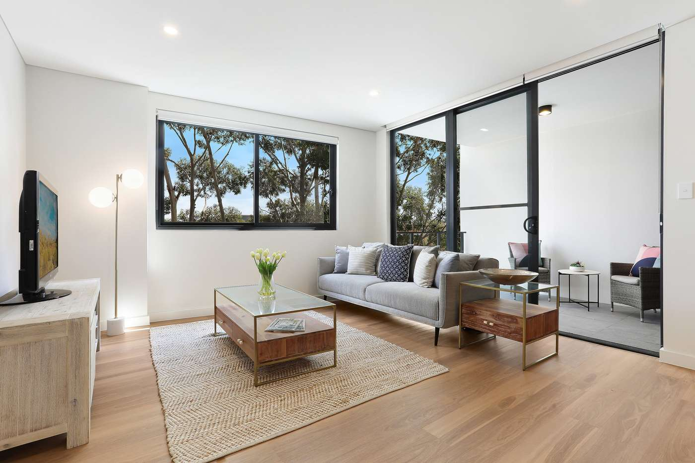 Main view of Homely apartment listing, 401/2 Murrell Street, Ashfield NSW 2131
